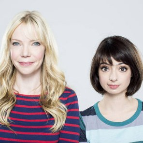 Picture of the dynamic comedy team Garfunkel and Oates