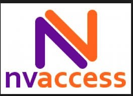 Figure 4: The N V access logo. Please note the full logo description is included in the main body of the text.
